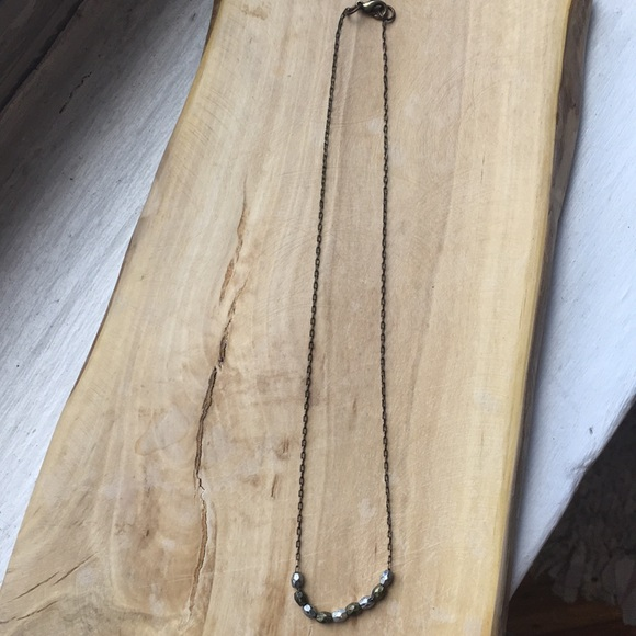 American Eagle Outfitters Jewelry - Rustic boho simple necklace